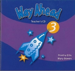 New Way Ahead 3 Teacher's CD (1) (Лицензия)