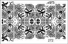 Слайдер наклейки Photonailart №272