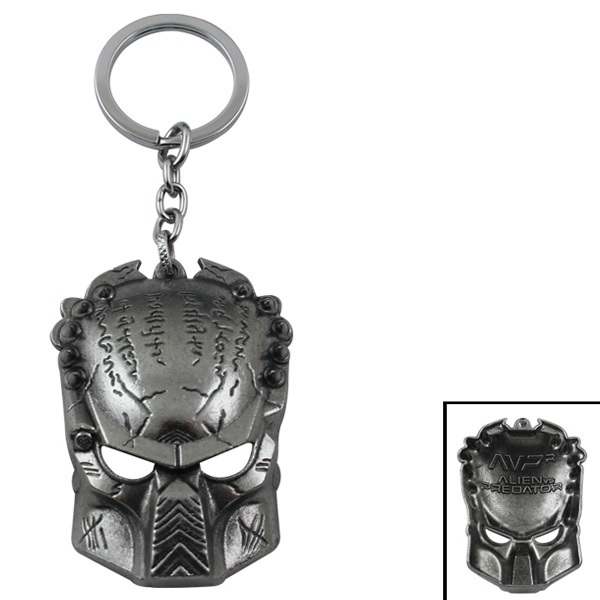 Брелок Predator Mask Metal 02