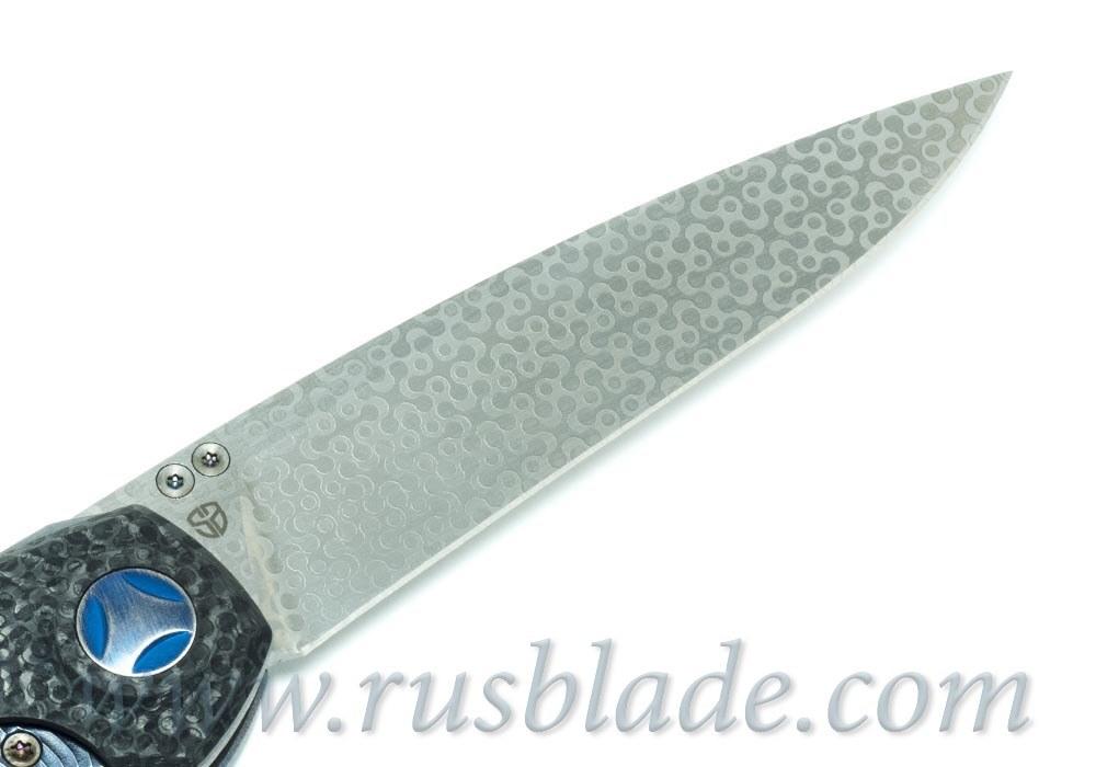 CKF Custom Sukhoi v 2.0 Mordok Knife One-Off - фотография