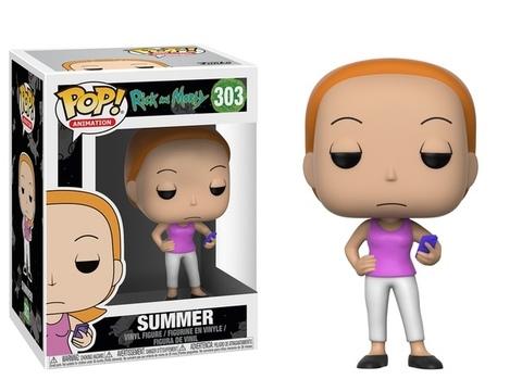 Фигурка Funko Pop! Animation: Rick and Morty - Summer