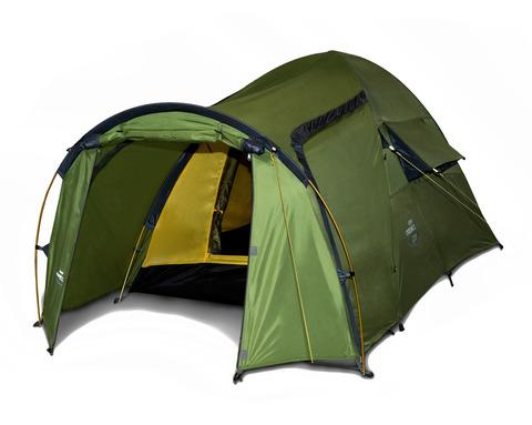 Палатка Canadian Camper CYCLONE 3 Al, цвет forest