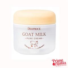Крем для лица антивозрастной с экстрактом козьего молока Deoprose
