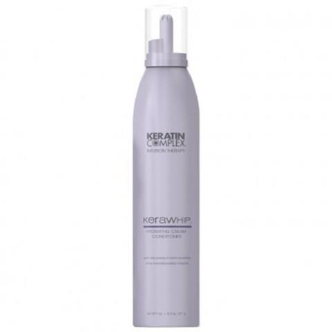 Keratin Complex: Крем-кондиционер увлажняющий для волос  (Kerawhip Hydrating Creme Conditioner), 251мл