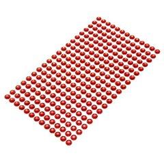 Стразы на клеевой основе 90х430 - красные