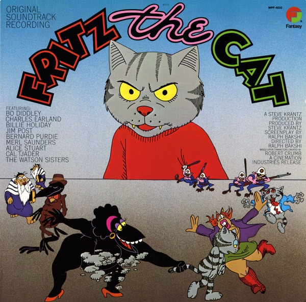 OST – Fritz The Cat