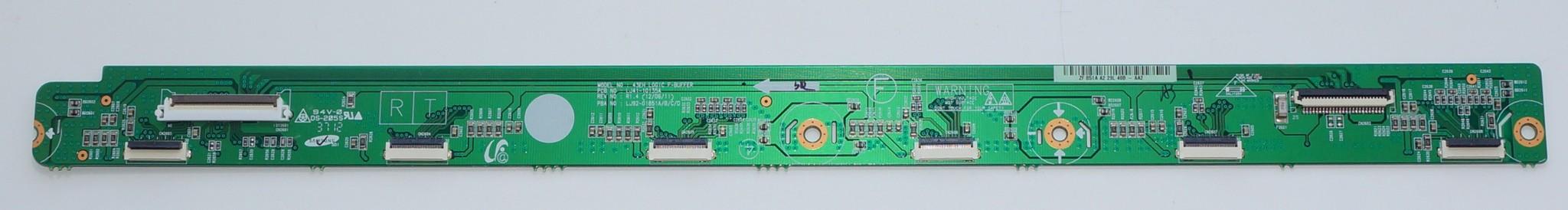 LJ41-10135A REV1.4 (LJ92-01851A) F-Buffer Samsung