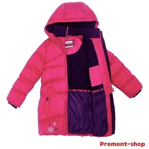 Пальто Premont Зима Клубничный пудинг WP91351