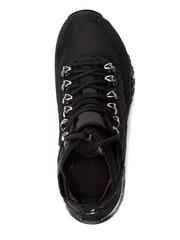 Текстильные ботинки черного цвета Premiata Loutrecd 0113 на шнуровке