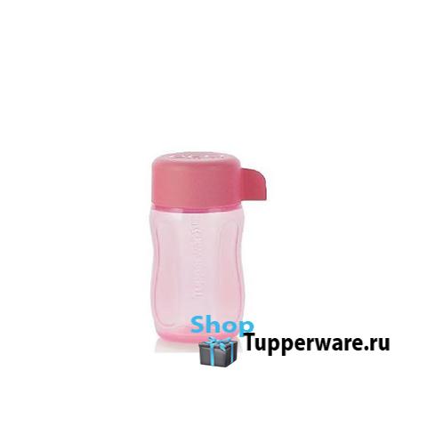 Бутылочка Эко мини 90мл светло-розовая