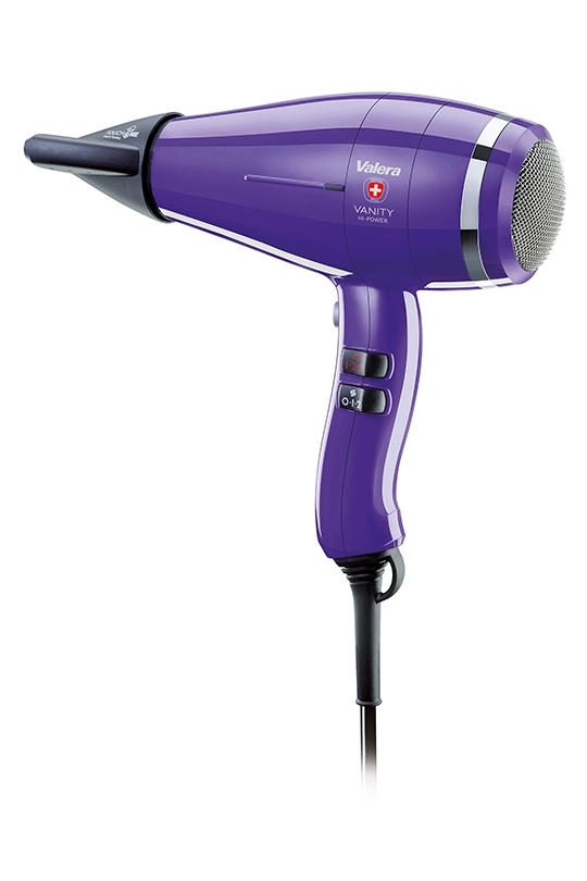 Фен Valera Professional Vanity HI-Power VA 8605 Pretty Purple Rotocord