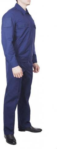 Костюм летний Магеллан МПА-35, синий, новый