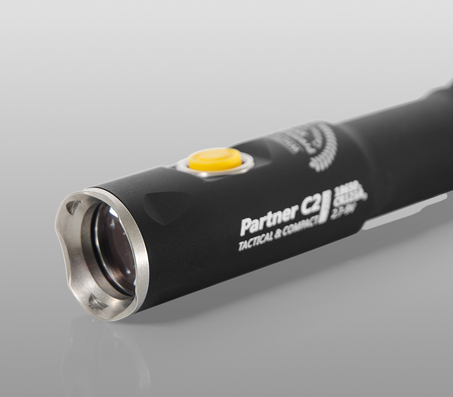 Тактический фонарь Armytek Partner C2 Pro (тёплый свет) - фото 7