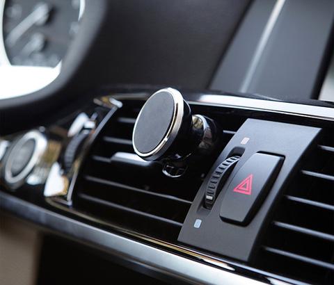Автомобильный Магнитный держатель Magnetic Air Vent Mount x28
