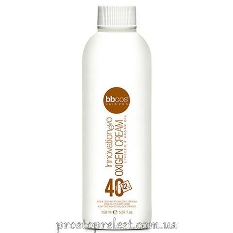 BBcos Innovation Evo Oxigen Cream 40 Vol - Окислювач кремообразний 12%
