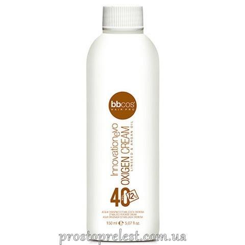 BBcos Innovation Evo Oxigen Cream 40 Vol -Окислювач кремообразний 12%