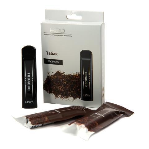 Одноразовая электронная сигарета HQD Cuvie Tabak (Табак) 1 шт