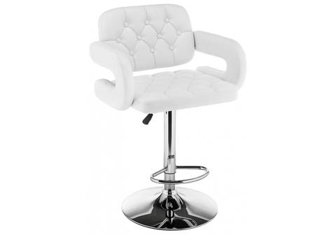 Барный стул Shiny белый