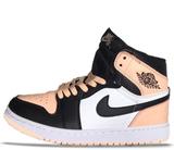 Кроссовки Nike Air Jordan 1 Black\Pink
