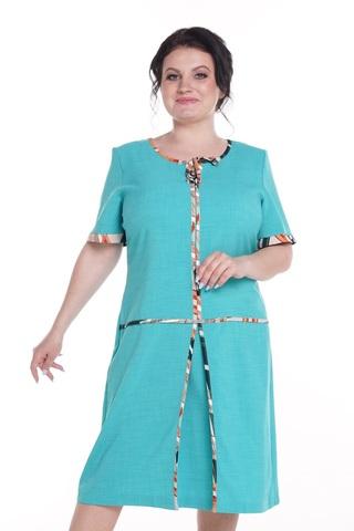 Платье-5487