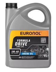 Моторное масло EURONOL DRIVE FORMULA LL 5w-40 С3 4L 80003