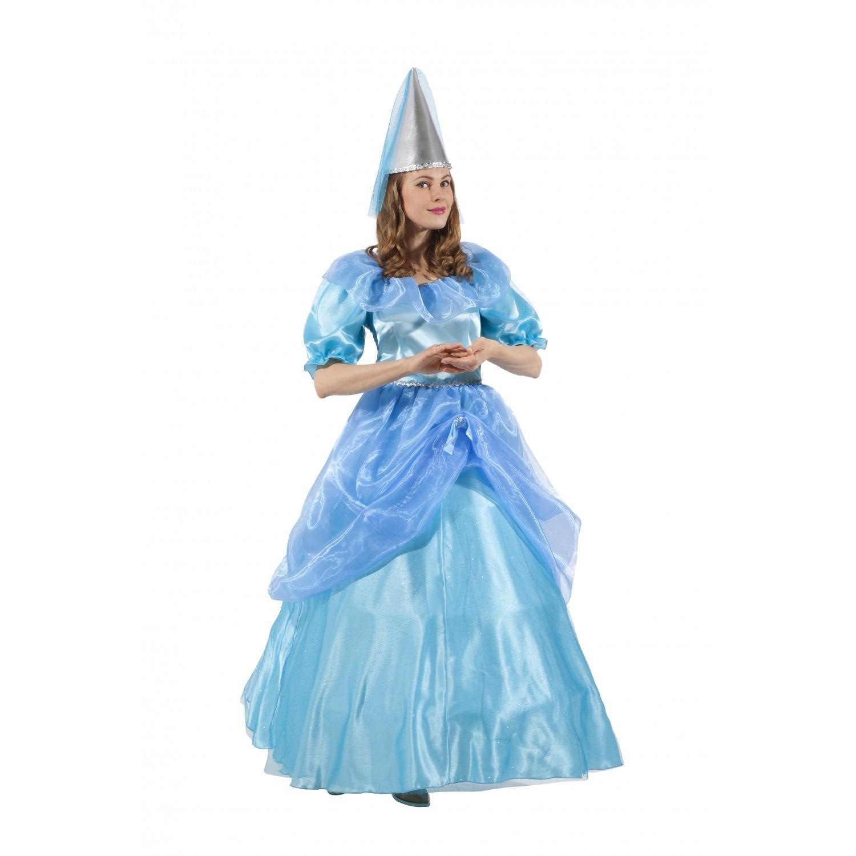 Костюм карнавальный Фея голубая