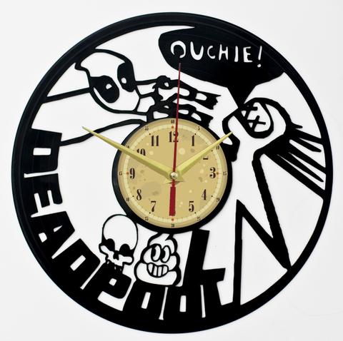 Дэдпул Часы из Пластинки — Ouchie