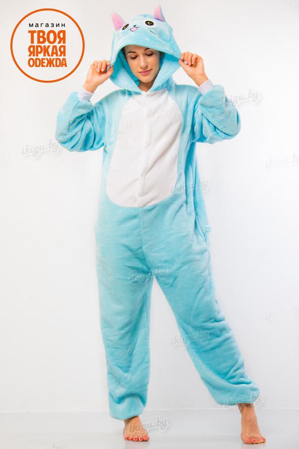 Пижамы кигуруми Небесный кот cat-blue_22.jpg