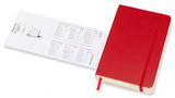 Ежедневник Moleskine Classic Soft Daily Pocket 400 страниц (DSF212DC2)