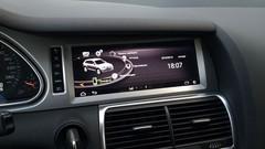 Монитор для Audi Q7 3G 2010-2015 Android 10 6/64GB IPS модель СB-8802