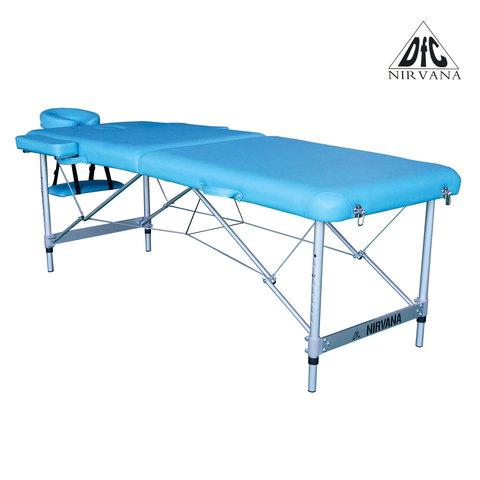 Массажный стол DFC NIRVANA Elegant Luxe Lt.Blue (TS2010_Bu)
