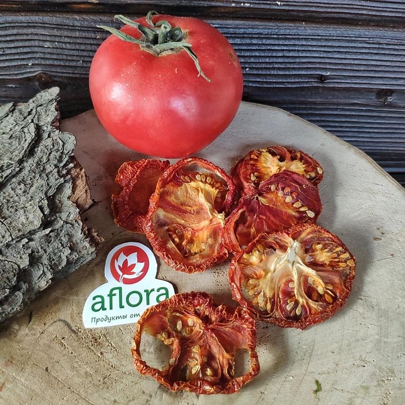 Фотография Чипсы овощные Томат, 50 г купить в магазине Афлора