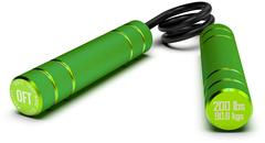 Эспандер кистевой Original FitTools с алюминиевыми рукоятками нагрузка 200LBS (90,6 кг) - 2