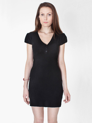 012-1 туника женская, черная