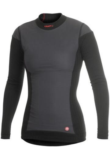 Термобелье Рубашка Active Extreme WS женская черная