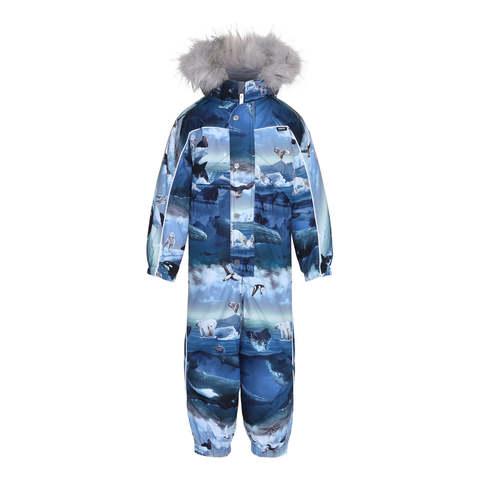 Комбинезон Molo Polaris Arctic Landscape зимний