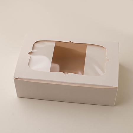 Внимание! По ошибке в коробке есть выступающие части, загораживающие окошко