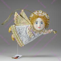 Ёлочная игрушка Летящий ангел