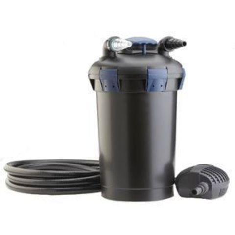 Напорный фильтр для пруда с насосом и УФ лампой OASE BioPress Set 10000
