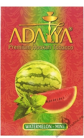 Табак Adalya Watermelon-Mint (Арбуз и мята) 50 г