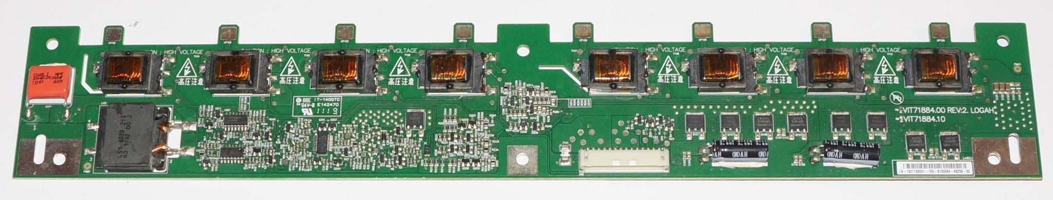 VIT71884.00 инвертор (inverter)  REV:2 LOGAH телевизора LG UE32H6400AK купить