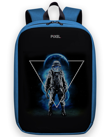 PIXEL MAX Indigo (синий)