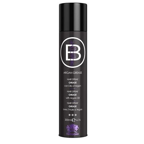 Farmagan Bioactive Styling: Спрей-блеск для волос с аргановым маслом (Argan Grease), 200мл