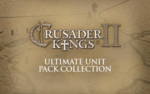 Crusader Kings II: Ultimate Unit Pack Collection (для ПК, цифровой ключ)