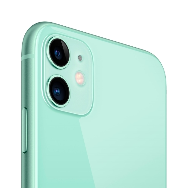 Apple iPhone 11 128 ГБ зеленый (как новый)