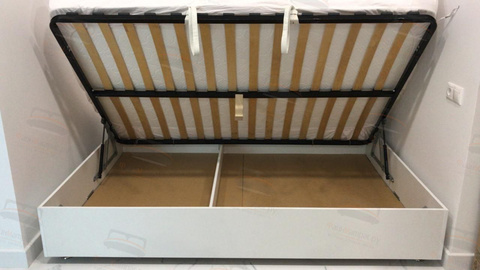 Кровать Sontelle Tally Box с боковым подъёмным механизмом