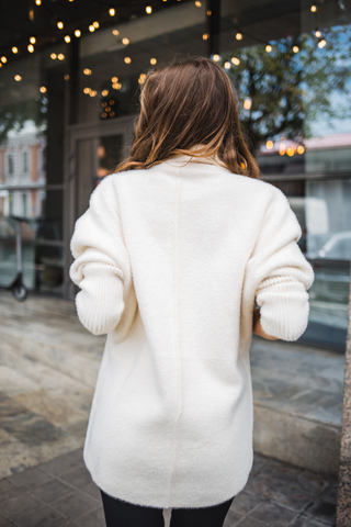 Кардиган женский с коротким рукавом купить