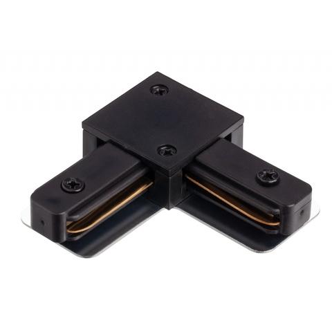 Соеденитель угловой для однофазной шины IL.0010.2141 черный