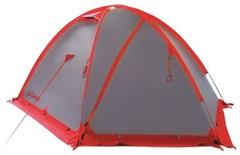 Палатка Tramp Rock 2 (V2), серый