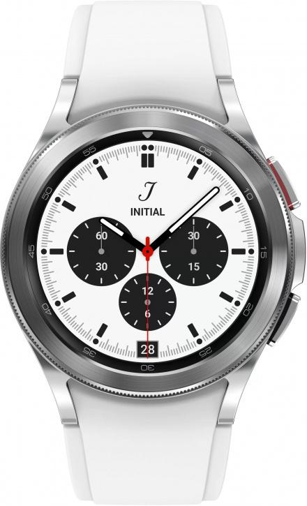 Galaxy Watch 4 Classic Умные часы Samsung Galaxy Watch 4 Classic 42mm (серебристый) silver1.jpeg